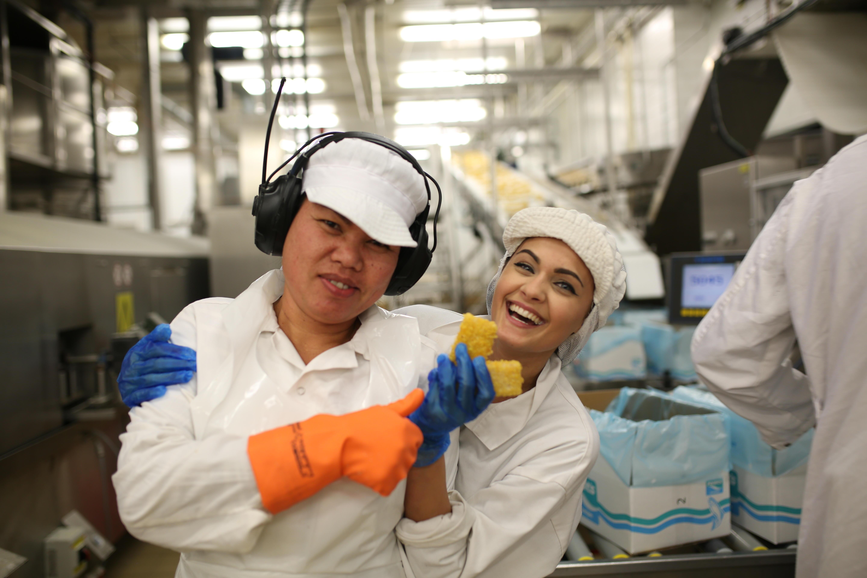 Glade arbeidere
