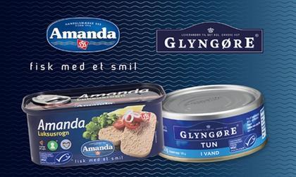 Amanda Glyngøre emballasje