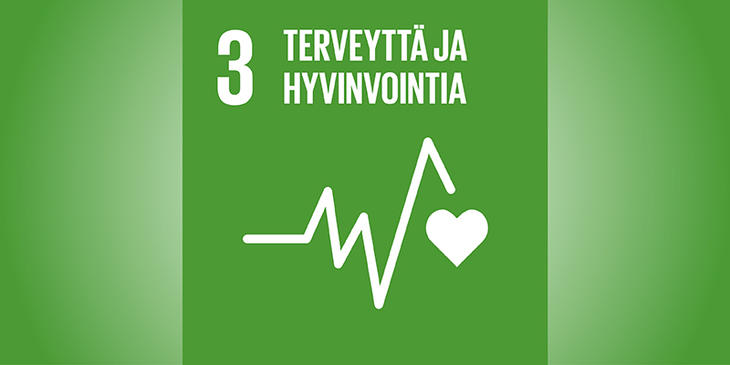 Sustainable goal no. 3