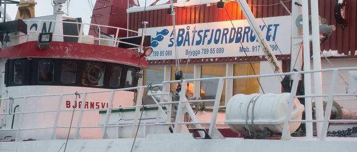 Båtsfjordbruket