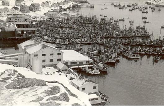 Havøysund historisk